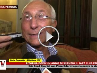 Jazz Club Perugia, Eric Reed Quartet con Piero Odorici aprono la nuova stagione