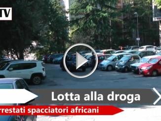 Spaccio alla Verbanella e a Case Bruciate, arrestati 5 africani