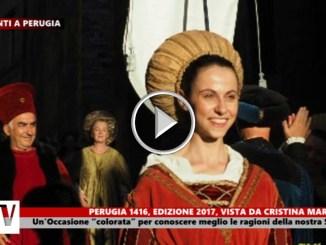 Perugia 1416, la slideshow di Cristina Martino con le foto di Maurizio Stefanelli