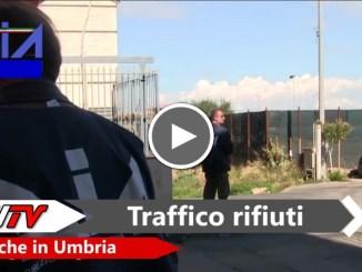 Traffico internazionale di rifiuti, sequestri anche in Umbria