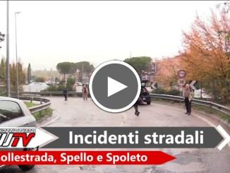Incidente a Collestrada, traffico spaventoso, Umbria divisa in due