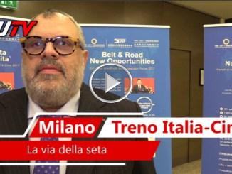 Belt & Road, la nuova via della seta, intervista assessore Fioroni