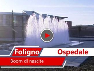 Record di nascite all'ospedale di Foligno, lunedì sono nati 15 bambini