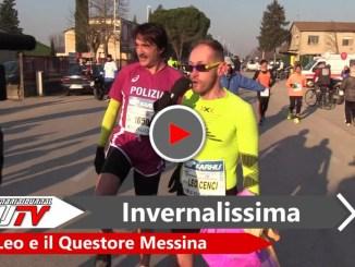 Leo Cenci e il Questore, Francesco Messina parteciperanno all'Invernalissima