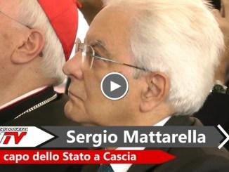Il Capo dello Stato, Sergio Mattarella, sarà a Cascia