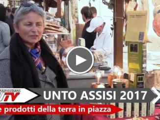 Unto Assisi, una visita guidata tra gli stand con Tina Luchetti