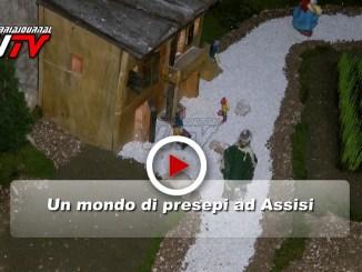 Assisi, Presepi, un viaggio da Rivotorto a Santa Maria degli Angeli