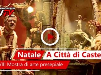Mostra internazionale di arte presepiale a Città di Castello, il video