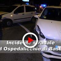 Video dell'incidente stradale di Ospedalicchio di Bastia Umbra tanti danni