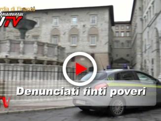 Denunciati 20 finti poveri, incassavano assegno sociale INPS, VIDEO