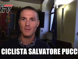 Giro D'Italia ad Assisi, intervista al campionissimo Salvatore Puccio