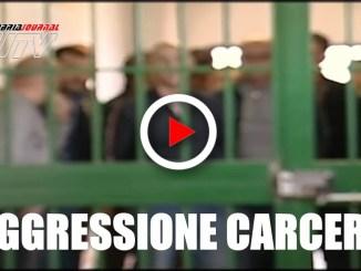 Poliziotto aggredito nel carcere Spoleto, è stato preso a pugni da un detenuto