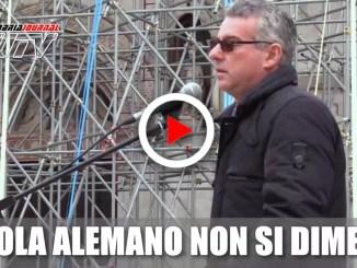 Nicola Alemanno non si dimette, intervista esclusiva al sindaco di Norcia