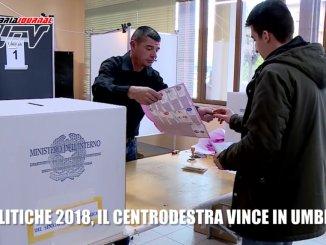 Politiche 2018, il centrodestra sbanca in Umbria grazie alla Lega