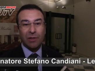 Lega Umbria dopo Politiche 2018, intervista al senatore Stefano Candiani