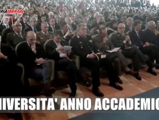 Università di Perugia, Anno Accademico, Rettore Moriconi, manca politica di Governo