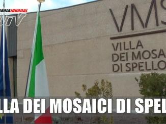 Villa dei Mosaici di Spello, 500 metri quadrati di grande bellezza