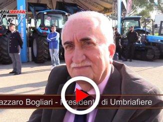 Agriumbria edizione 50 nel ricordo di Lodovico Maschiella intervista a Lazzaro Bogliari