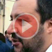 Matteo Salvini in Molise, non faremo mai accordi col Pd, ha fatto disastri