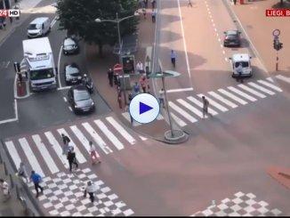 Belgio, un uomo spara e uccide due poliziotti a Liegi, assalitore già neutralizzato