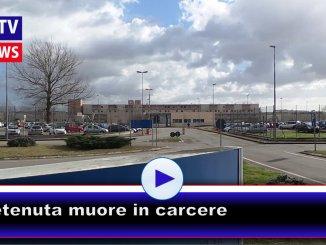 Muore in Carcere a Perugia, probabile overdose