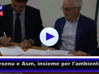 Insieme per l'ambiente,ASM Terni e Gesenu Perugia siglano accordo