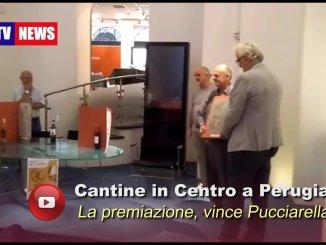 Pucciarella di Magione vince Cantine in centro colli del Trasimeno
