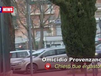 Omicidio Provenzano a Perugia chiesti due ergastoli video degli arresti