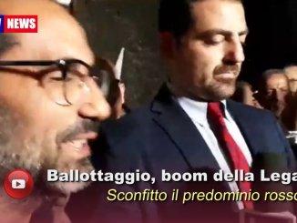 Elezioni, è boom della Lega al ballottaggio, Latini sindaco di Terni