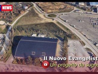 Nuovo Evangelisti da 5 mila posto, qualcosa si muove