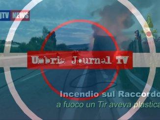 Telegiornale del 25 giugno 2018 Umbriajournal TV