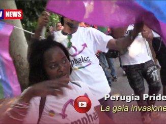 Perugia Pride, ecco la tanto attesa gaia invasione, tanti i partecipanti