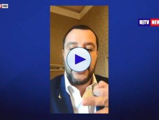 Migranti, Salvini Ong straniere non toccheranno più suolo italiano