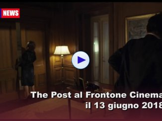 The Post a Perugia, al Cinema all'aperto del Frontone
