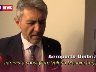 Aeroporto Umbria, Mancini, si progetta ma non si riesce a fare