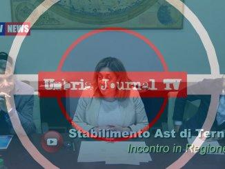 Telegiornale dell'Umbria del 9 luglio 2018, Umbria Journal TV