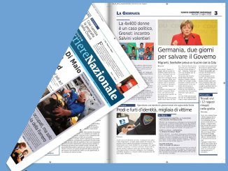 Nuovo Corriere Nazionale del 3 luglio 2018, sfoglia le pagine
