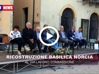 Ricostruzione Basilica San Benedetto di Norcia, al via lavoro commissione