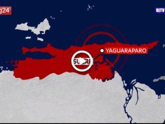 Terremoto in Venezuela magnitudo 7.3, nessun ferito