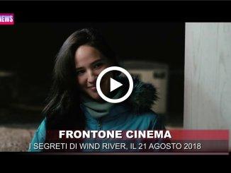 I segreti di Wind River, film al Frontone cinema di Perugia, il 21 agosto