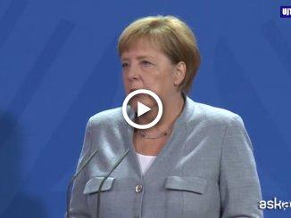 Migranti, Merkel riceve Kurz: condividiamo le priorità di Vienna