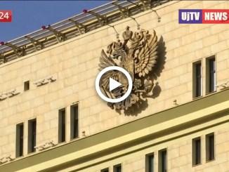 Guerra in Siria, abbattuto caccia russo, 14 morti