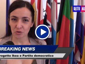Progetto Ikea Collestrada, gruppo PD, evitare paralisi traffico video intervista a Sarah Bistocchi