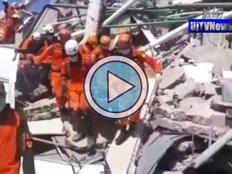 Terremoto e tsunami in Indonesia, video mentre si scava tra le macerie