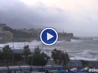 Oggi tregua per ponte Ognissanti, video, arriva nuova ondata maltempo