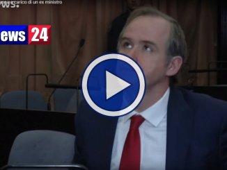 Argentina, storica condanna a carico di un ex ministro, il video di Euronews