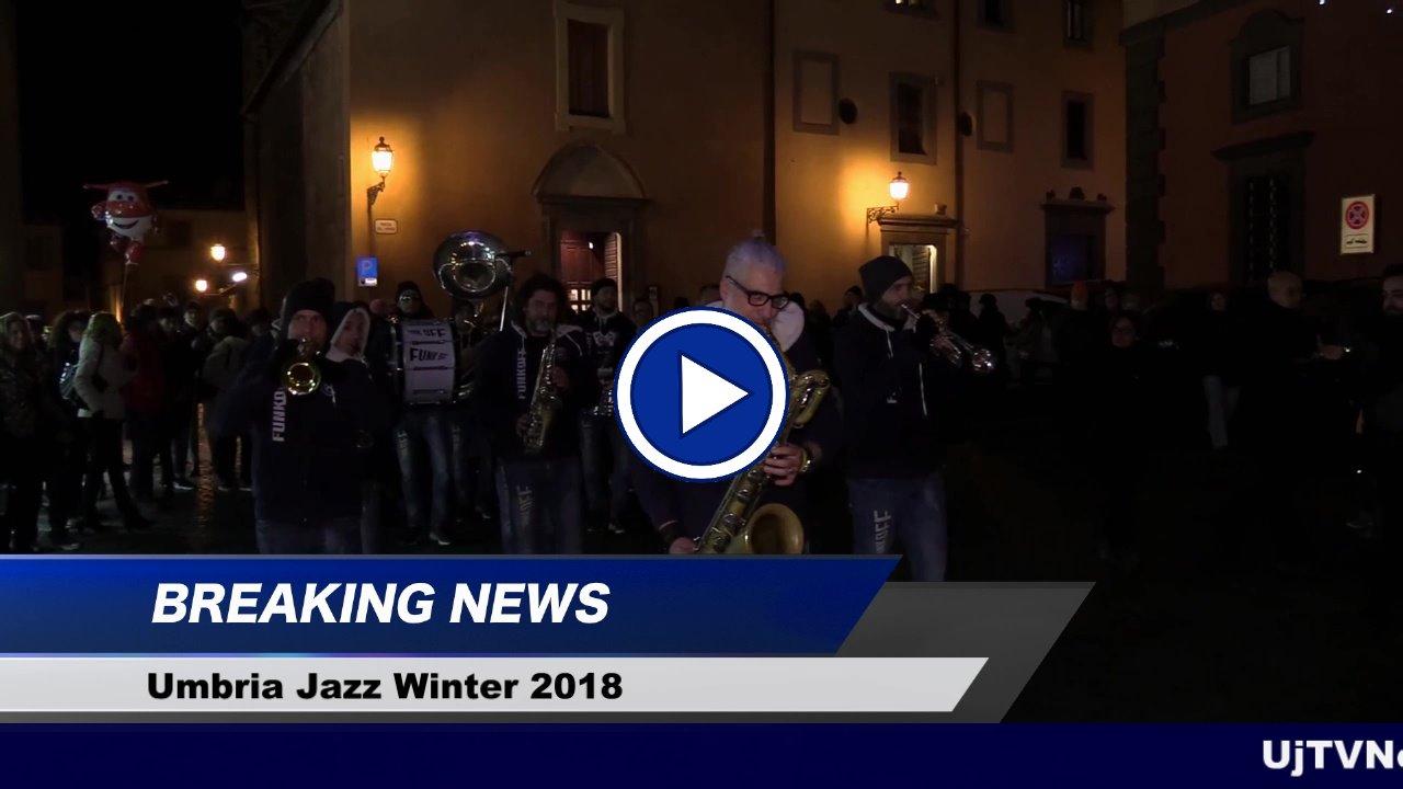 Umbria Jazz Winter#26 ecco il programma completo