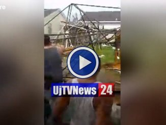 Le immagini video amatoriali dell'uragano Michael in Florida, devastante!