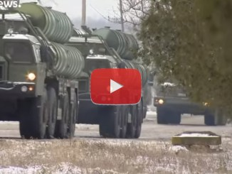 Cremlino: in Crimea nuove batterie di missili video degli S-400