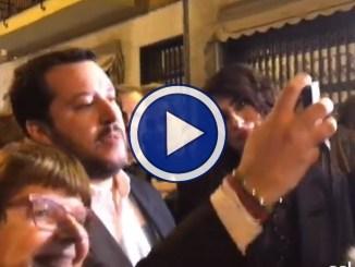 Elisa Isoardi molla Matteo Salvini e lo fa con un post su Instagram, il video